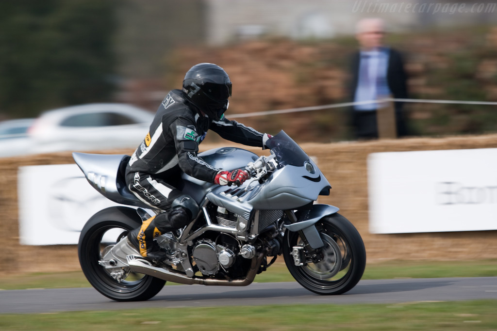 Icon Sheene    - 2010 Goodwood Preview
