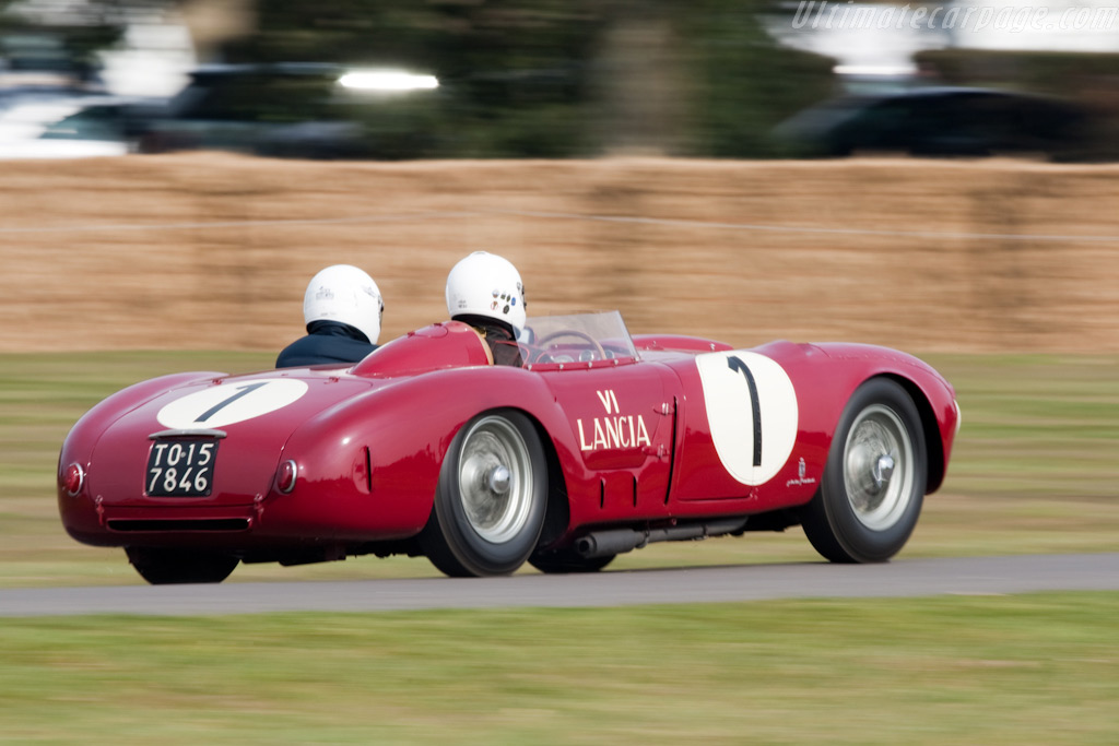 Lancia D24 - Chassis: 0005   - 2010 Goodwood Preview
