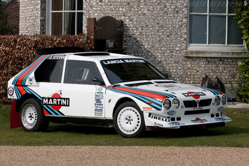 Lancia Delta S4 - Chassis: 214   - 2010 Goodwood Preview