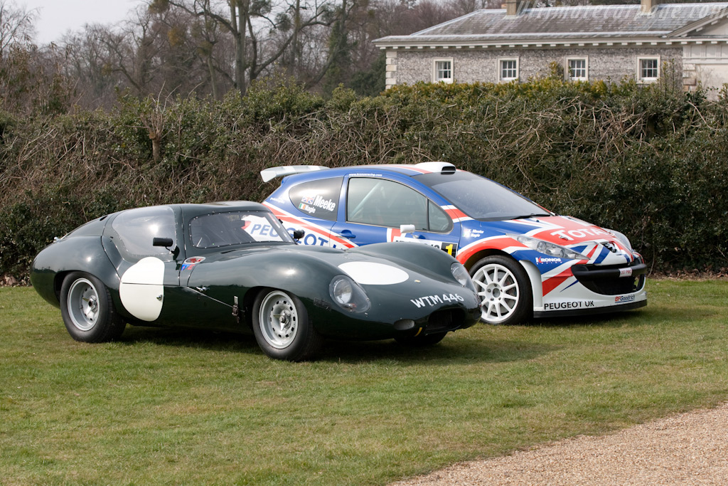 Lister Costin Jaguar Le Mans Coupe - Chassis: BHL 136   - 2010 Goodwood Preview