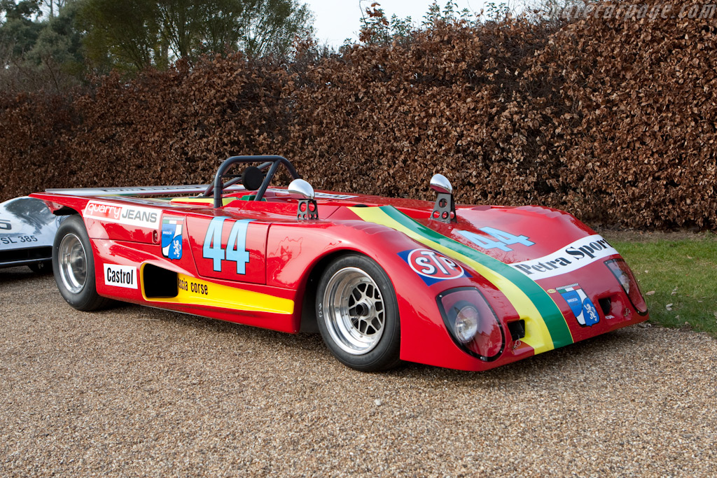 Lola T290 Cosworth    - 2010 Goodwood Preview