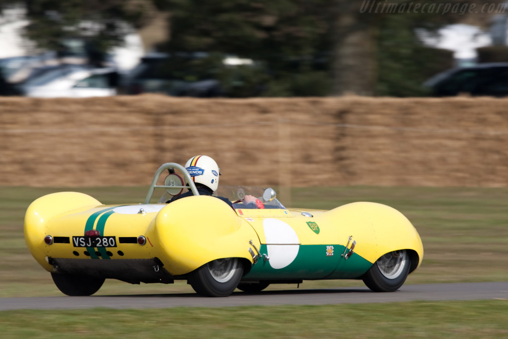 Lotus 11 Climax    - 2010 Goodwood Preview