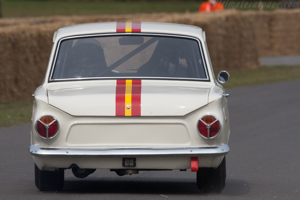 Lotus Cortina    - 2010 Goodwood Preview