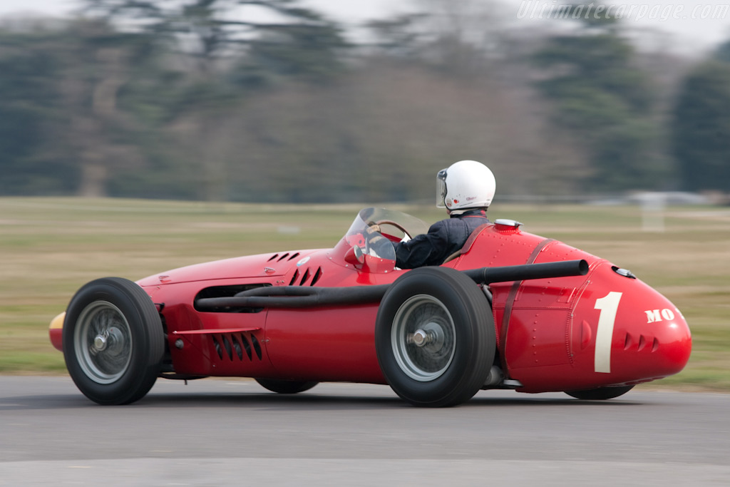 Maserati 250F - Chassis: 2529   - 2010 Goodwood Preview
