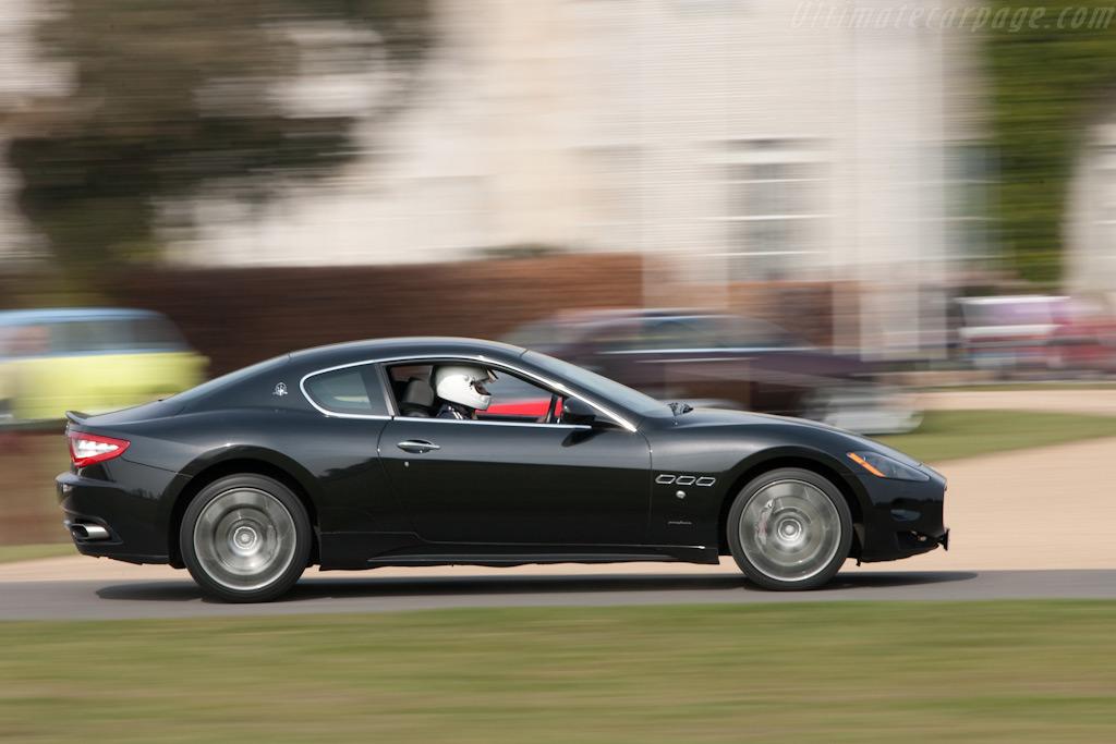 Maserati Granturismo S    - 2010 Goodwood Preview