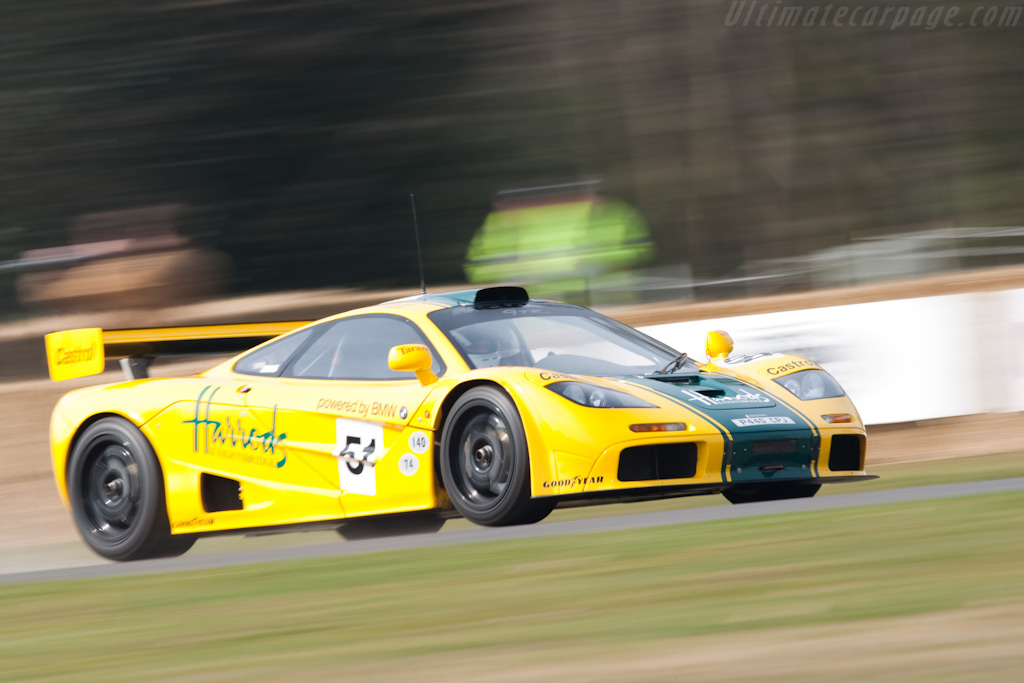McLaren F1 GTR - Chassis: 06R   - 2010 Goodwood Preview