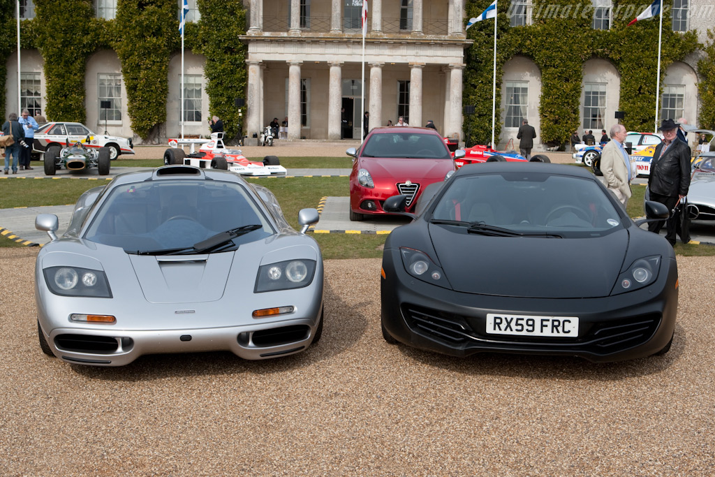 McLarens - Chassis: 046   - 2010 Goodwood Preview