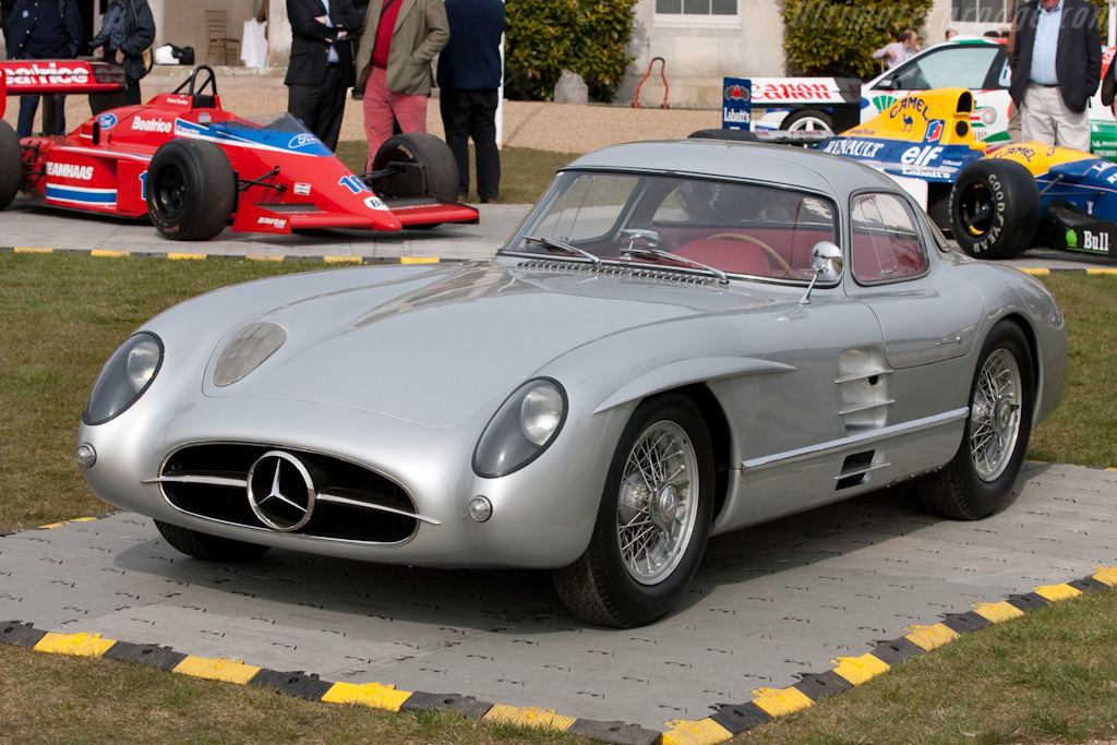 Mercedes-Benz 300 SLR Uhlenhaut Coupe - Chassis: 00008/55   - 2010 Goodwood Preview