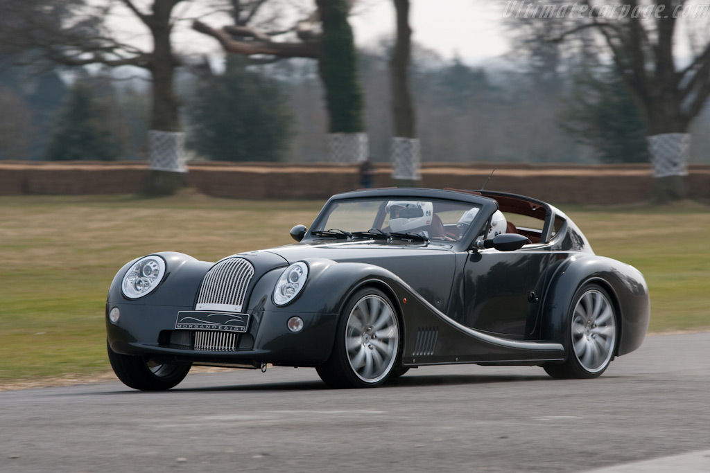 Morgan Aero 8 Supersports    - 2010 Goodwood Preview