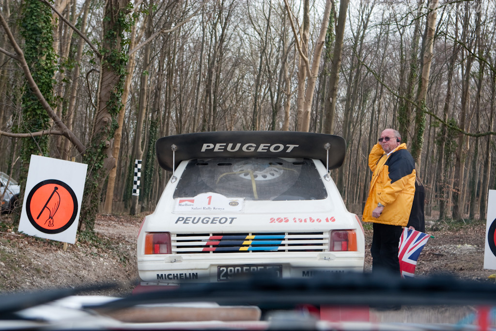 Peugeot 205 T16 E2 - Chassis: C212   - 2010 Goodwood Preview