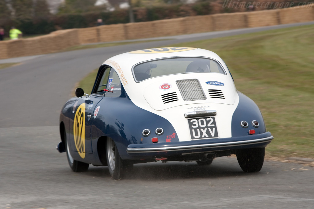 Porsche 356    - 2010 Goodwood Preview
