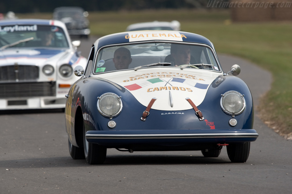 Porsche 356    - 2010 Goodwood Preview