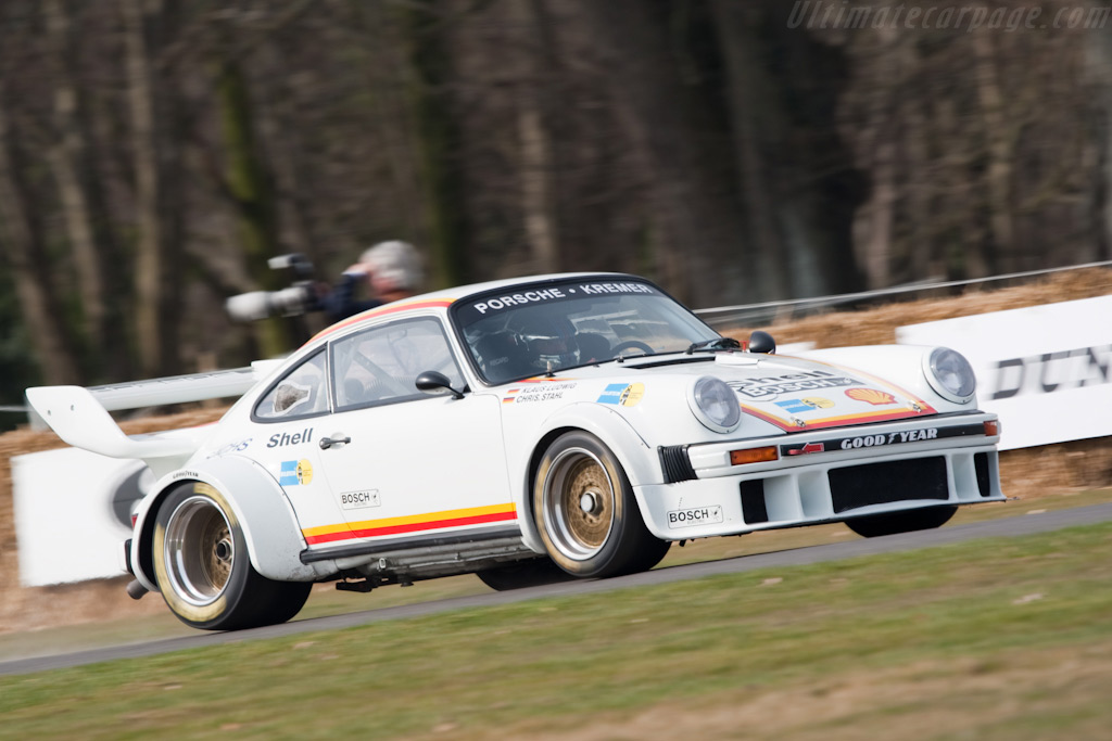Porsche 934/5    - 2010 Goodwood Preview