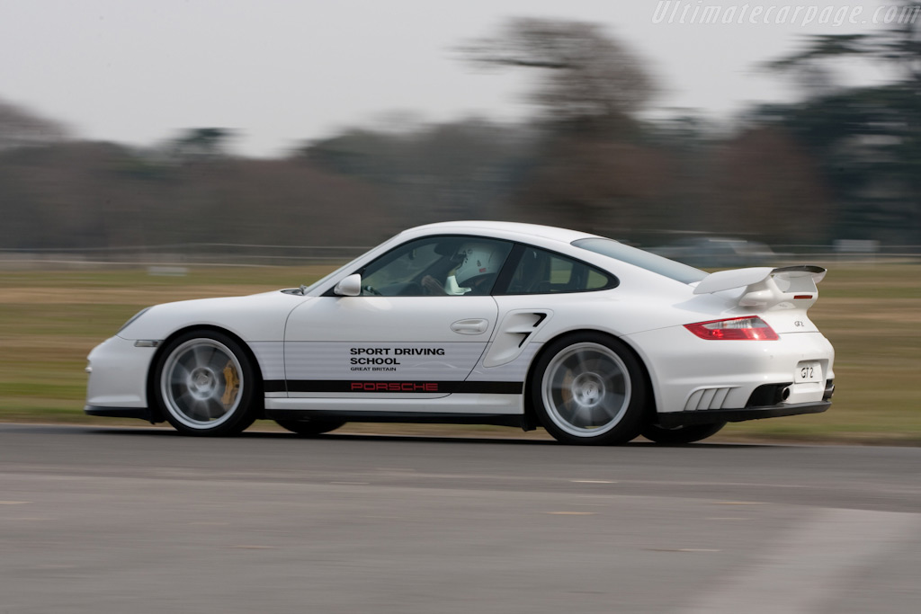 Porsche 997 GT2    - 2010 Goodwood Preview