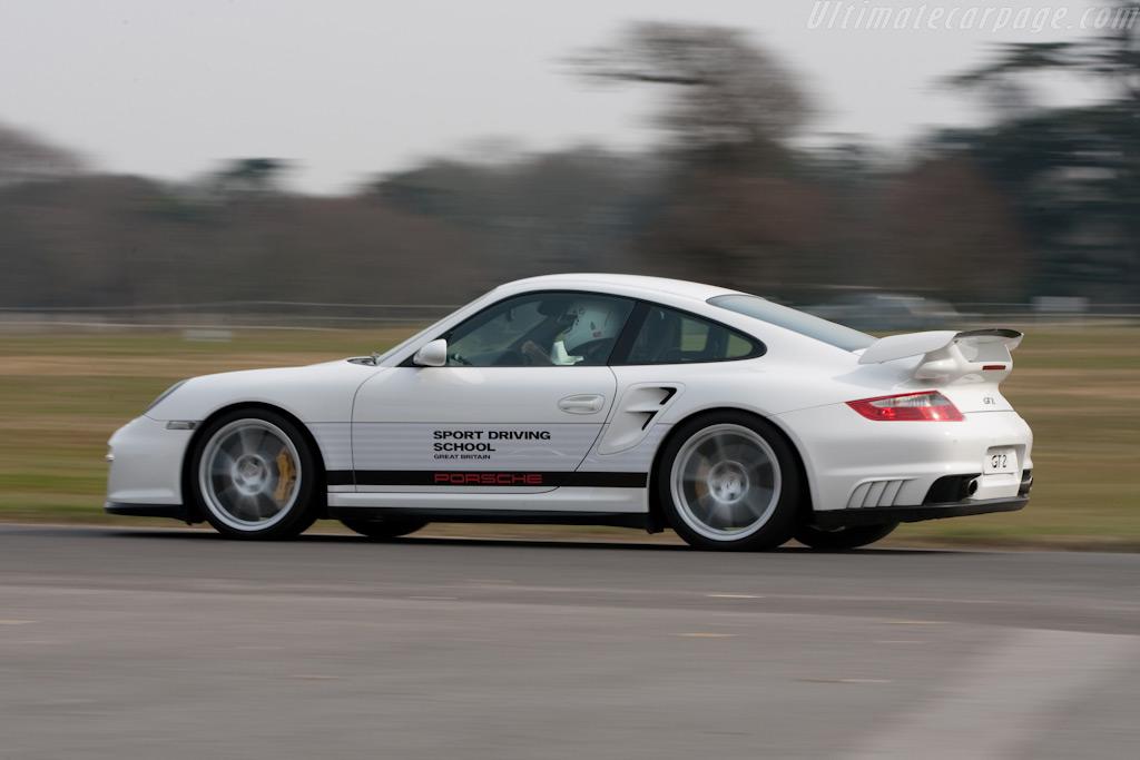Porsche 997 GT2    - 2010 Goodwood Preview