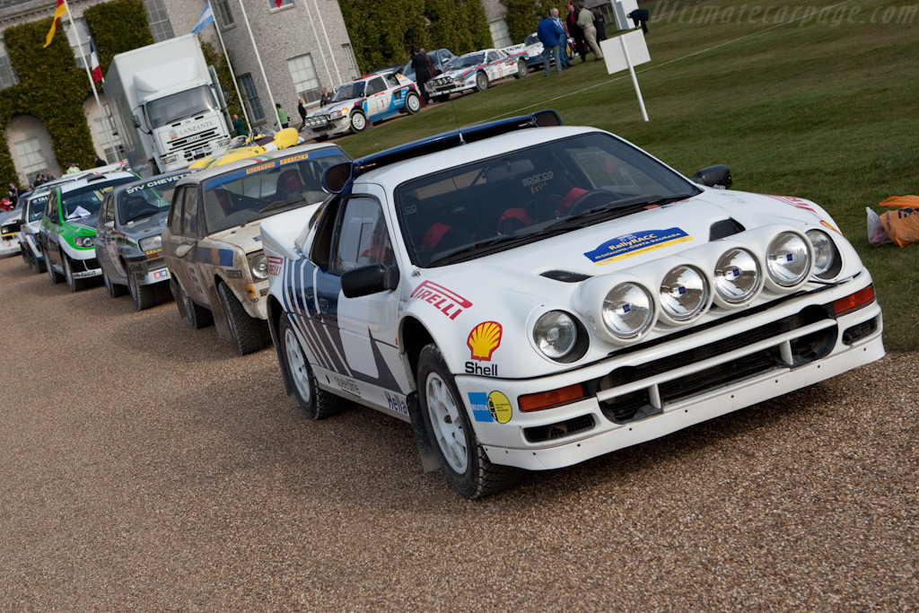 Rally cars    - 2010 Goodwood Preview