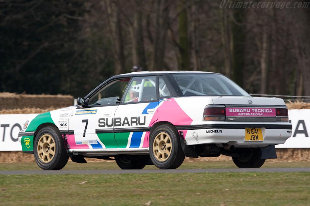 Subaru Legacy    - 2010 Goodwood Preview