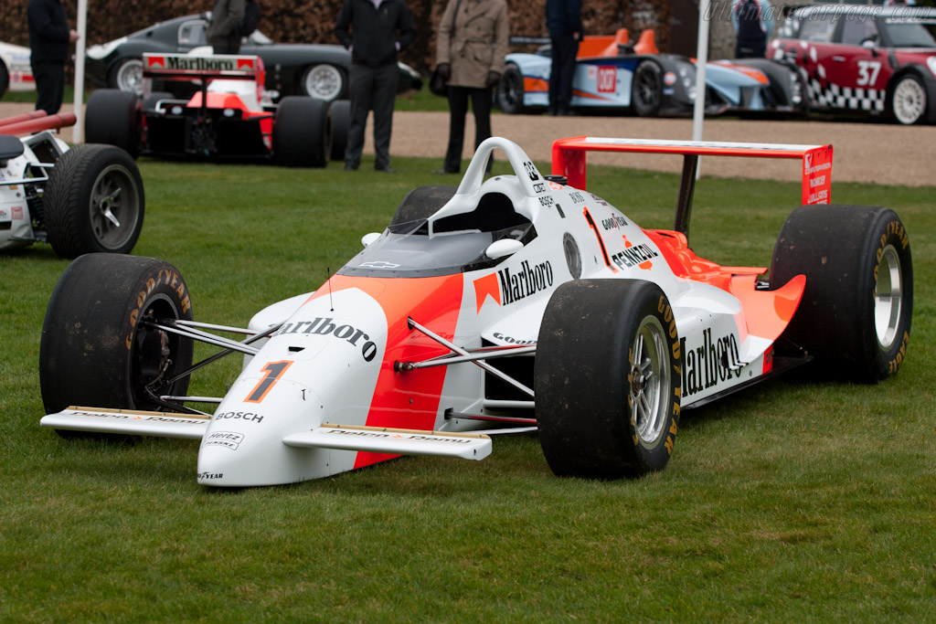 Penske PC19 Chevrolet    - 2011 Goodwood Preview