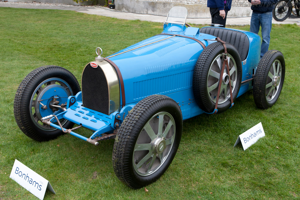 Bugatti Type 35    - 2011 Goodwood Preview