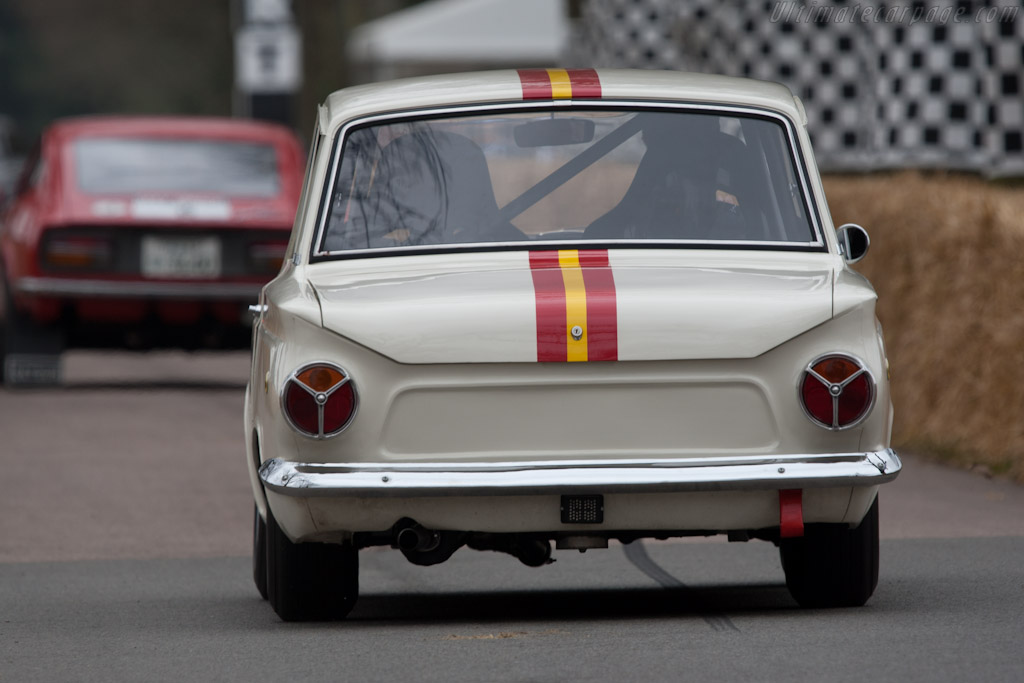 Lotus Cortina    - 2011 Goodwood Preview