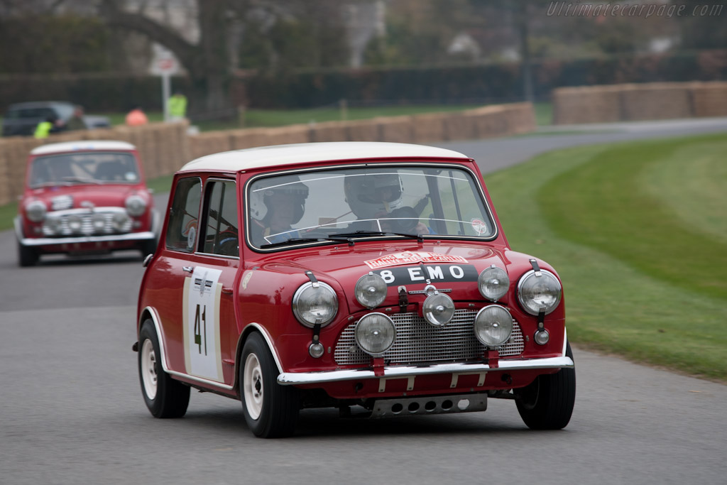 Mini Cooper S    - 2011 Goodwood Preview