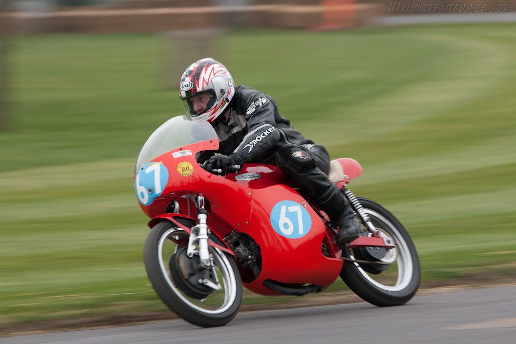 Aermacchi Harley-Davidson    - 2011 Goodwood Preview