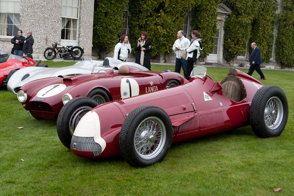 Alfa Romeo 158 'Alfetta' - Chassis: 159.107   - 2011 Goodwood Preview