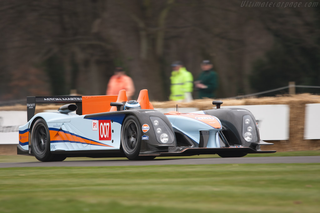 Aston Martin AMR-One    - 2011 Goodwood Preview
