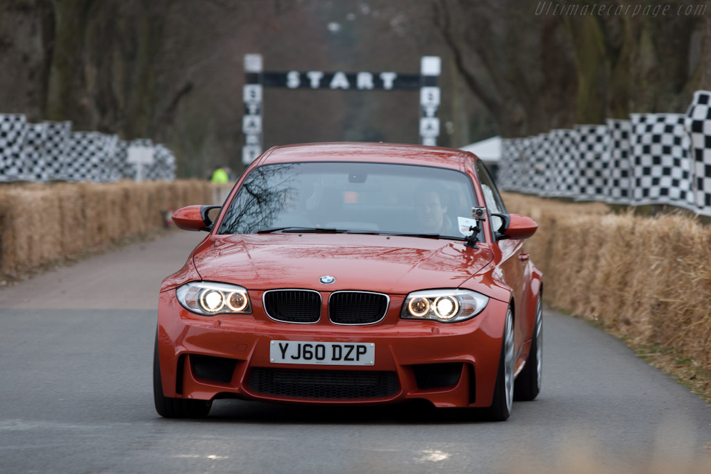 BMW 1-Series M Coupe    - 2011 Goodwood Preview