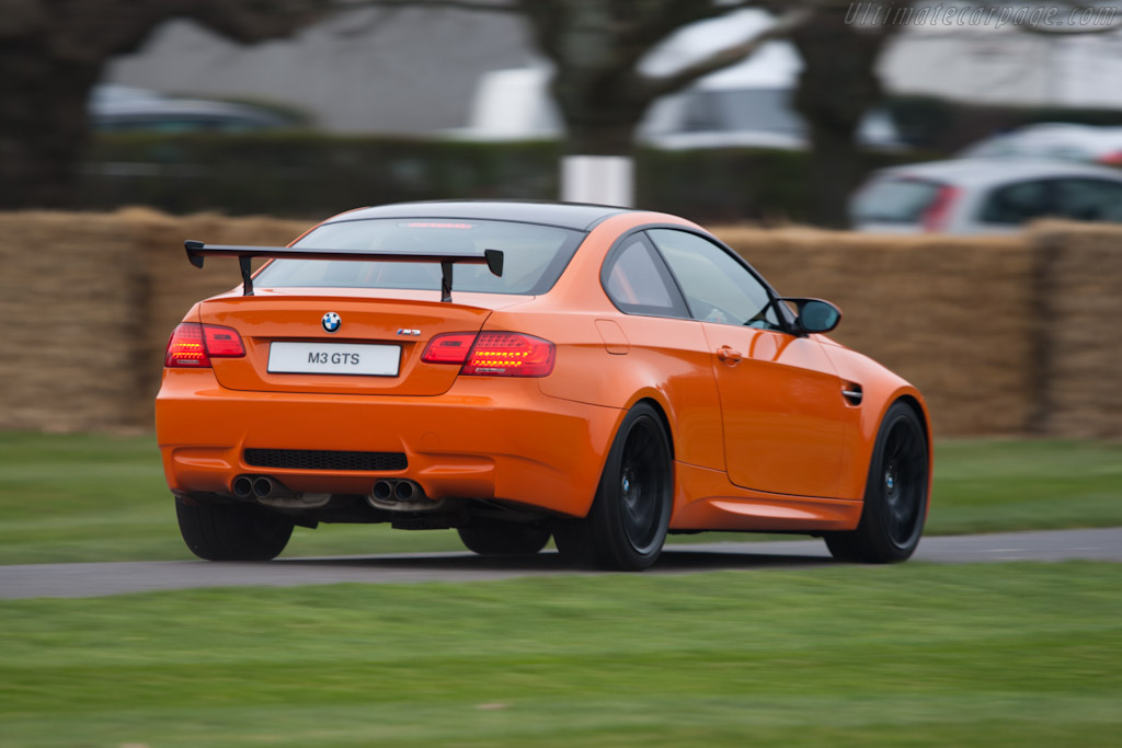Bmw M3 Gts 2011 Goodwood Preview