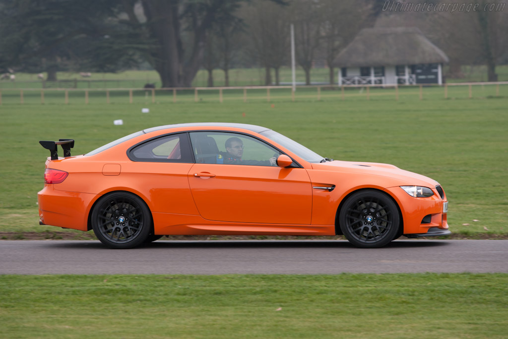 BMW M3 GTS    - 2011 Goodwood Preview