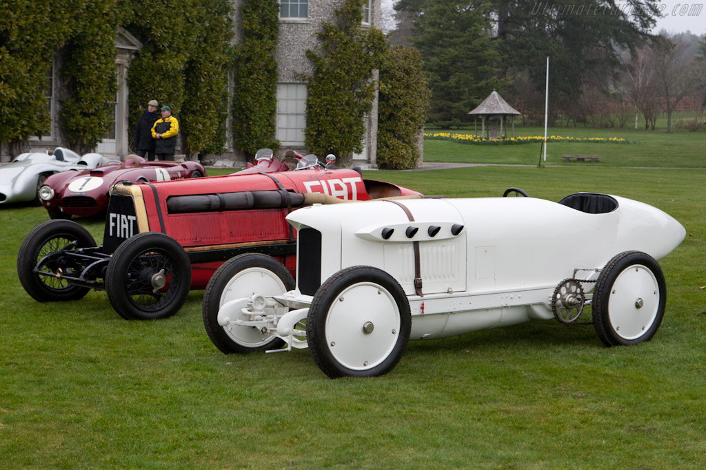 Benz 'Blitzen'    - 2011 Goodwood Preview