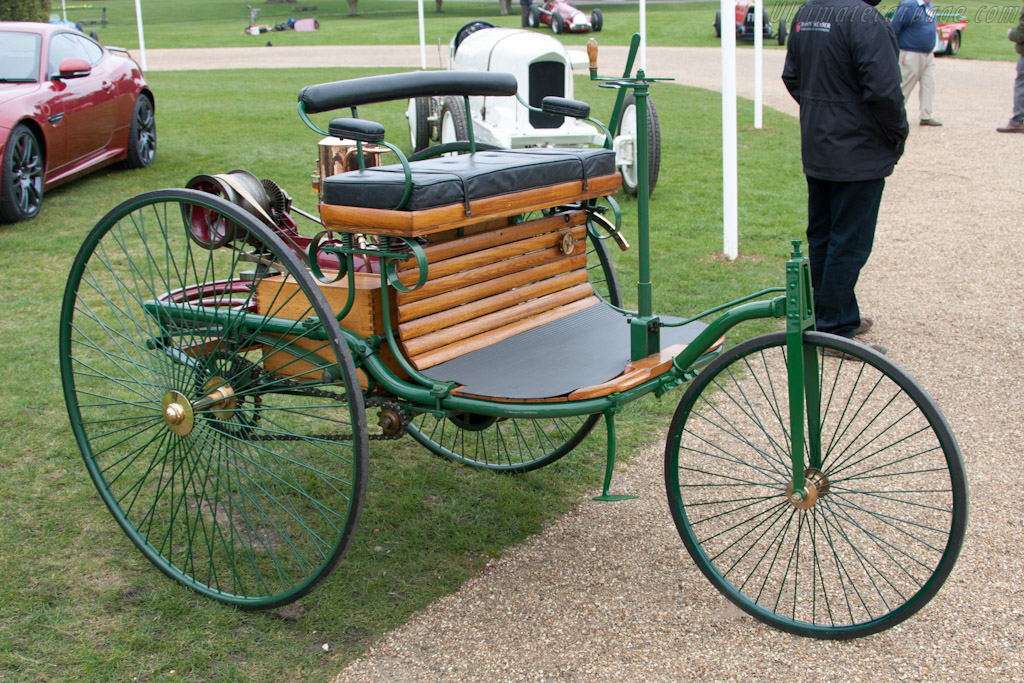 Benz Tricar    - 2011 Goodwood Preview