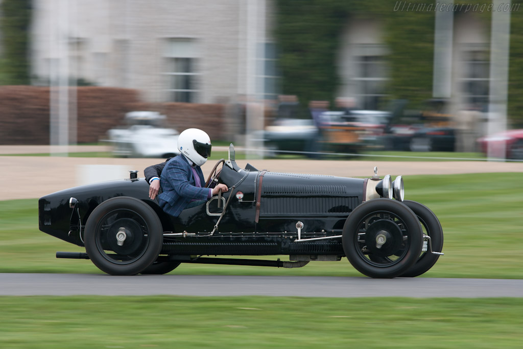 Bugatti Type 37 - Chassis: BC 78 - Entrant: DS 9996  - 2011 Goodwood Preview