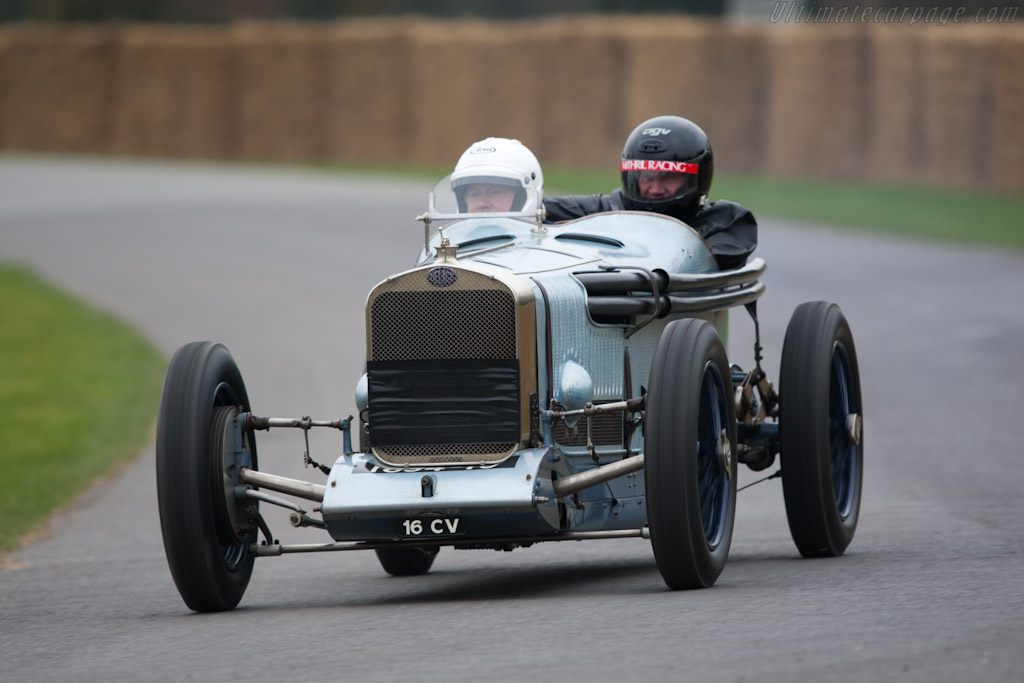 Delage 2LCV - Chassis: 3   - 2011 Goodwood Preview