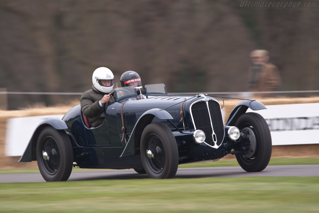 Delahaye 135 S - Chassis: 46625   - 2011 Goodwood Preview