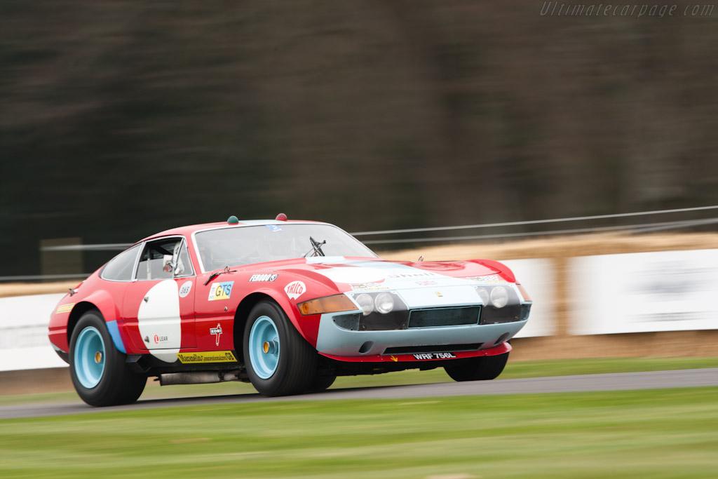 Ferrari 365 GTB/4 Daytona Competizione - Chassis: 15681   - 2011 Goodwood Preview
