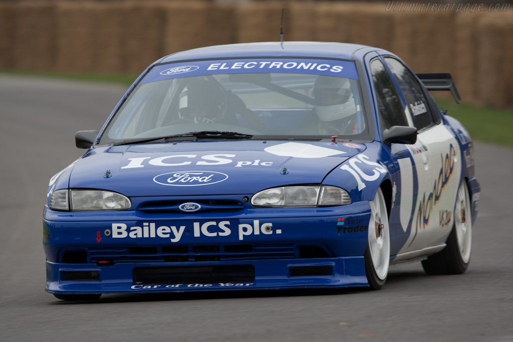 Ford Mondeo BTCC    - 2011 Goodwood Preview