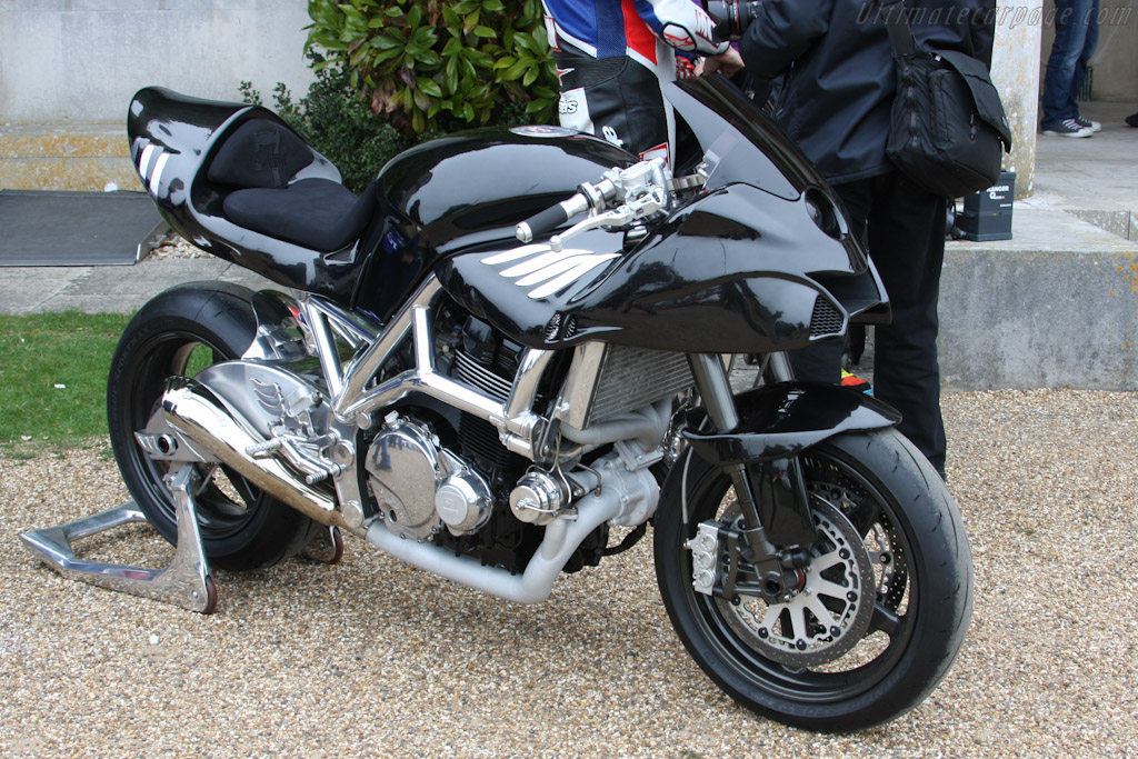 Icon Sheene   - 2011 Goodwood Preview