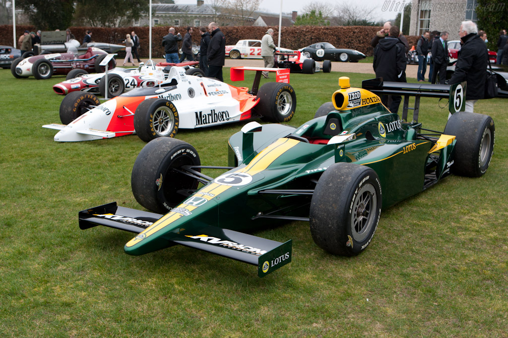 Indy 500 Centenary    - 2011 Goodwood Preview
