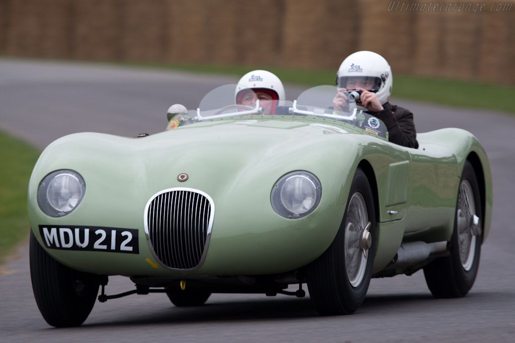 Jaguar C-Type - Chassis: XKC 005   - 2011 Goodwood Preview