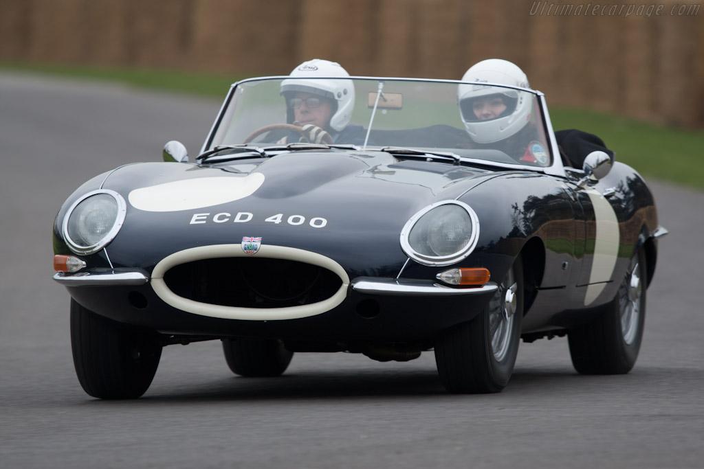 Jaguar E-Type    - 2011 Goodwood Preview