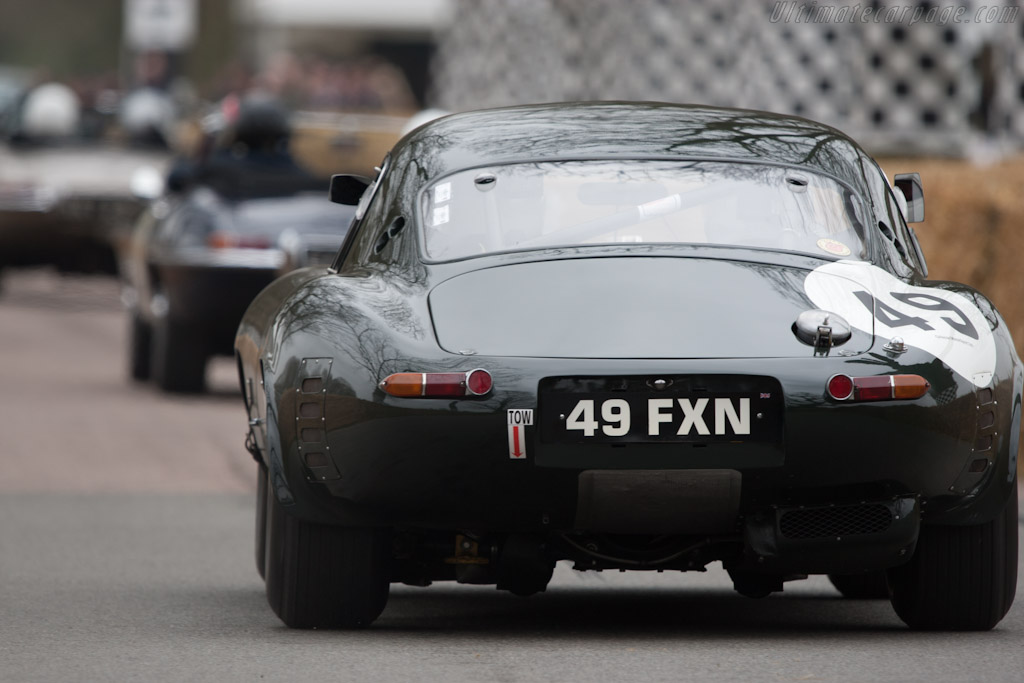 Jaguar E-Type Lightweight - Chassis: S850663   - 2011 Goodwood Preview