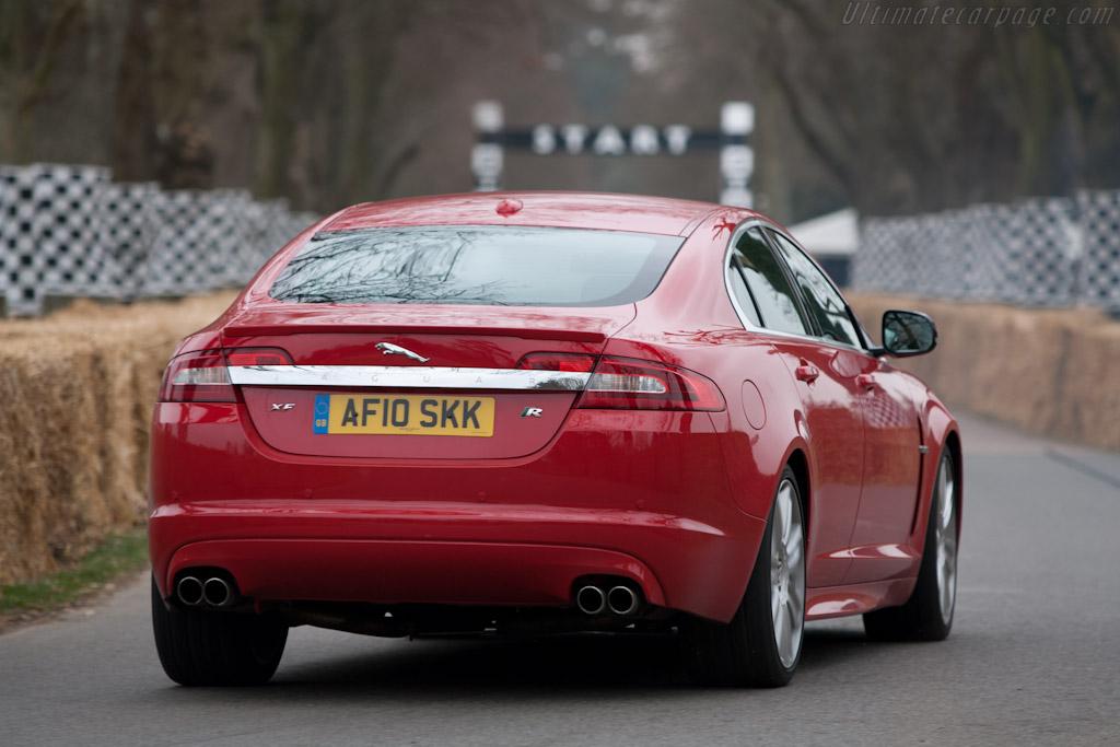 Jaguar XFR   - 2011 Goodwood Preview