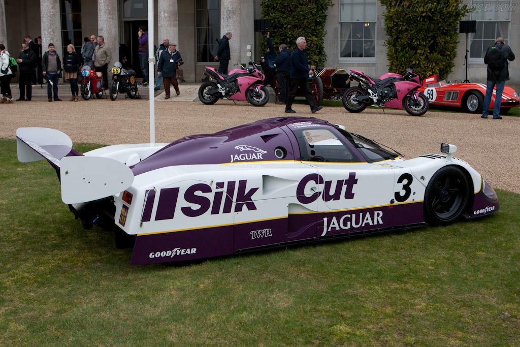 Jaguar XJR-12 - Chassis: J12-C-1090   - 2011 Goodwood Preview