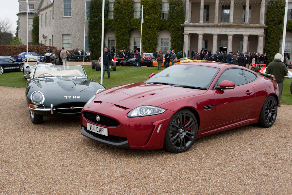Jaguar XKR-S    - 2011 Goodwood Preview