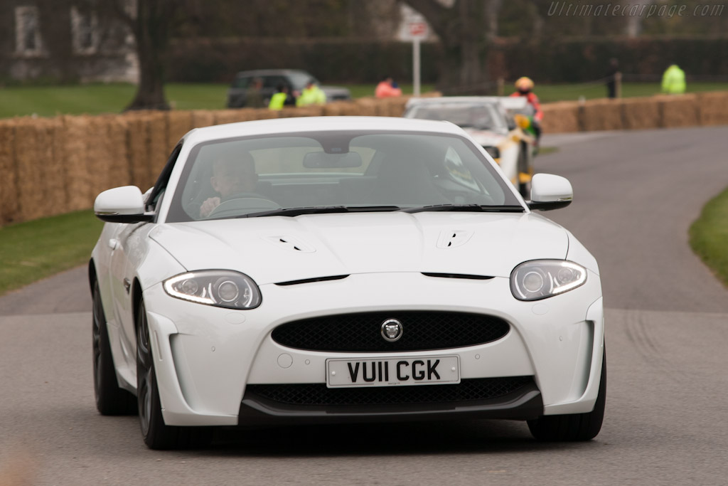 Jaguar XKR-S    - 2011 Goodwood Preview