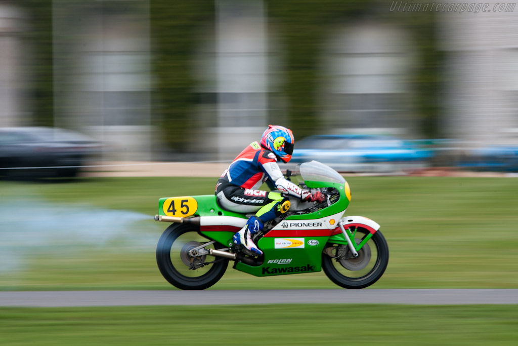 Kawasaki    - 2011 Goodwood Preview