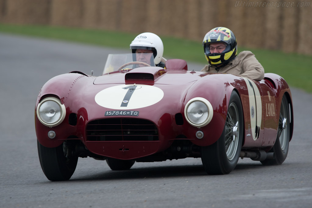 Lancia D24 - Chassis: 0005   - 2011 Goodwood Preview