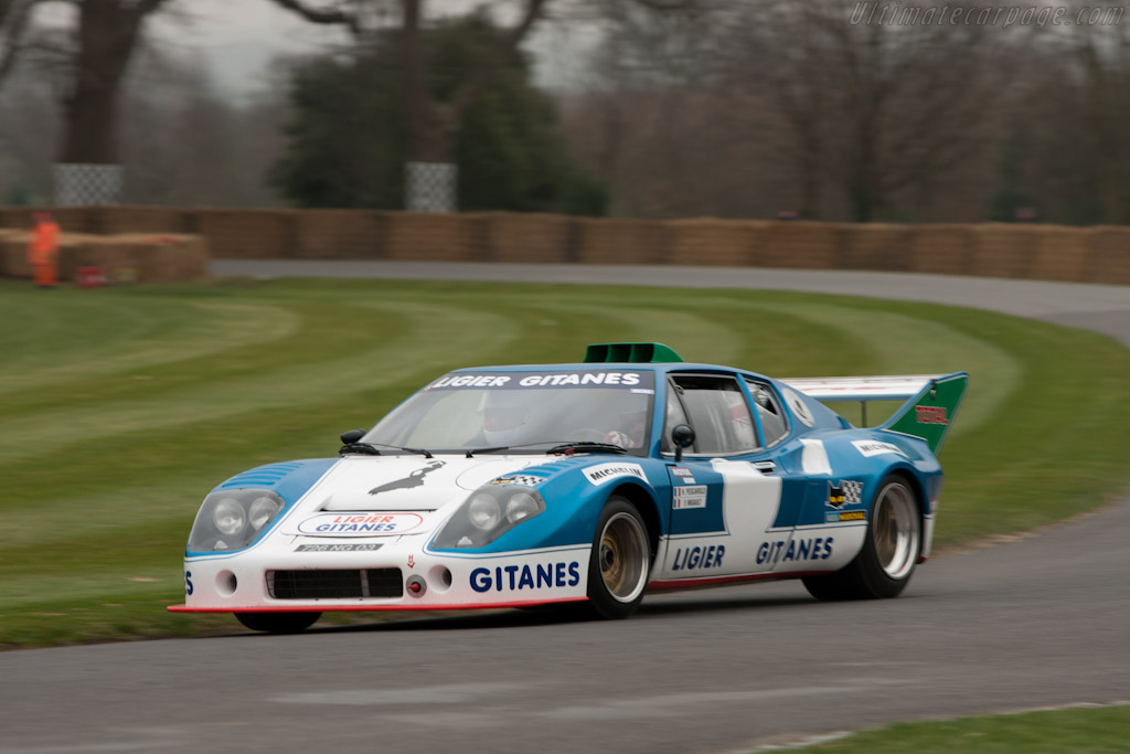 Ligier JS2 Cosworth - Chassis: 2379 72 03   - 2011 Goodwood Preview